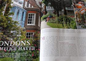 Dyrkhaven.dks artikel om hemmelige haver i London og Chelsea Flower Show - Dyrkhaven.dk gør det nemt at dyrke din have