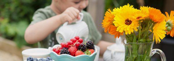 I august kan vi høste til overflod i haven. Se hvad du kan høste her - Klub Dyrkhaven gør det nemmere at dyrke have