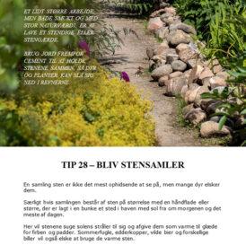 Få 29 tips til at få mere natur i haven i e-bogen fra Dyrkhaven.dk